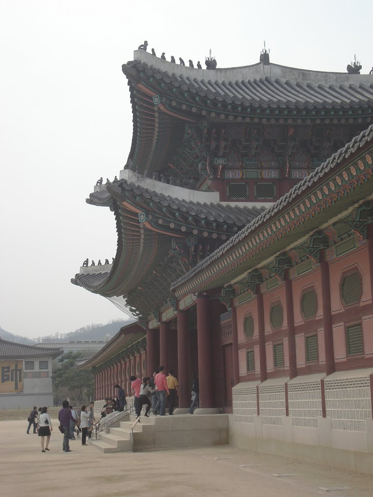 Seoul impressie 1 & 2